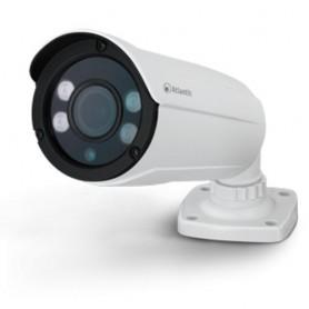 "NETCAMERA ATLANTIS A11-905A-BPVM 4Mpx, Sensore Ottico 1/2.8"" CMOS Varifocale Zoom 3x 4 Led Array night vision fino a 40 mt. IP66"