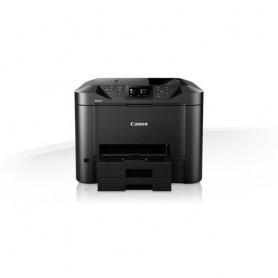 Canon MAXIFY MB5450 600 x 1200DPI Ad inchiostro A4 24ppm Wi-Fi Nero multifunzione