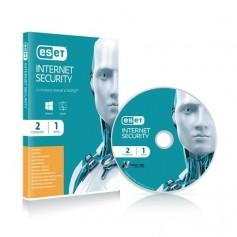 Eset Smart Security Antivirus + Firewall + Antispam Full license 2utente(i) ITA