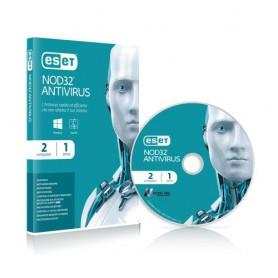 Eset NOD32 Antivirus Full license 2utente(i) ITA