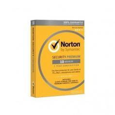 SYMANTEC NORTON SECURITY PREMIUM 3.0 Full 1 UTENTE 10 DISPOSITIVI (PC, MAC, Smartphone o Tablet) con backup sul cloud 25GB