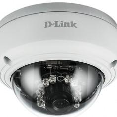 D-Link DCS-4701E IP security camera Interno e esterno Capocorda Bianco telecamera di sorveglianza