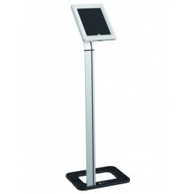 Supporto da Pavimento con Chiave di Sicurezza iPad/Tablet 9.7''-10.1''