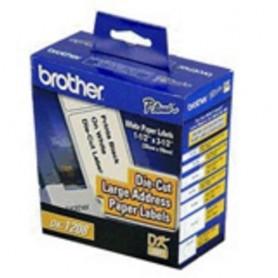 Brother Etichette per indirizzi grandi