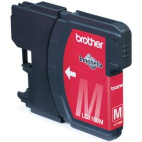 Brother LC-1100M magenta cartuccia d'inchiostro