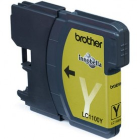 Brother LC-1100Y Giallo cartuccia d'inchiostro