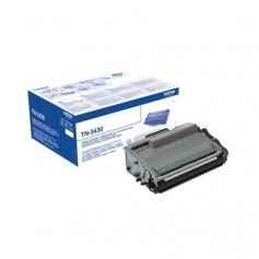 Brother TN-3430 Laser cartridge 3000pagine Nero cartuccia toner e laser