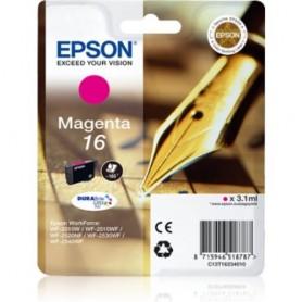 INK EPSON C13T16234012 Magen Penna/Cruciverba DURABriteUltra WF-2010 2510 2520 2530 2540 2630 2650D 2660 2760