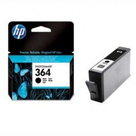 HP Cartuccia originale inchiostro nero 364