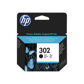 HP Cartuccia originale inchiostro nero 302