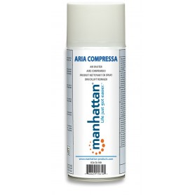 Bomboletta Spray Aria Compressa per Pulizia 400ml