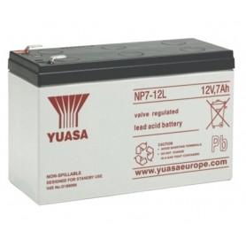 Batteria Piombo-Acido per UPS 12 V 7 Ah, NP7-12L