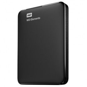 Western Digital WD Elements Portable 2000GB Nero disco rigido esterno