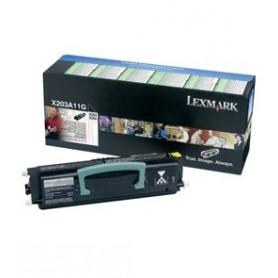 Lexmark X203A11G Laser cartridge 2500pagine Nero cartuccia toner e laser