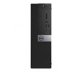 DELL OptiPlex 7050 3.6GHz i7-7700 SFF Nero PC