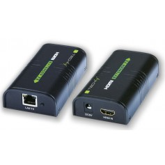 Extender HDMI su Cavo Cat.6 POE fino a 120m