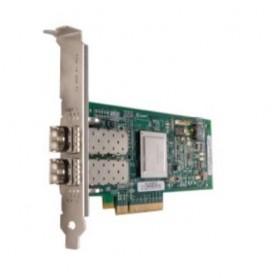 Fujitsu QLE2562 2-port FC HBA Interno Fibra 8000Mbit/s scheda di rete e adattatore