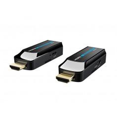 Extender HDMI compatto Full HD su cavo Cat.6/6A/7 max 50m Autoregolato