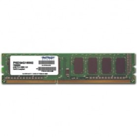PATRIOT RAM DIMM 4GB DDR3 1600MHZ