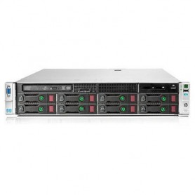 SERVER HP DL380P G8 6C E5-2630 16GB NOHDDSFF P420I/1GBFWC ND (cod. 642119-421)