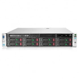 SERVER HP PROLIANT RACK DL380P G8 6C E5-2640 16GB NOHDDSFF P420I 1GBFWC ND (cod. 642107-421)