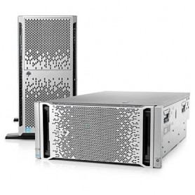 SERVER HP ML350PG8 TV 6C E5-2620V2 8GB 2X300 Gb SFF P420I/2GBFB