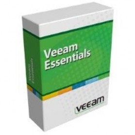 SOFTWARE Veeam Backup Essentials Enterprise 2 socket bundle for Hyper-V - V-ESSENT-HS-P0000-00