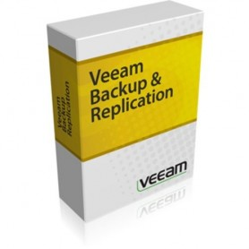 SOFTWARE Veeam Backup & Replication Standard for Hyper-V - V-VBRSTD-HS-P0000-00