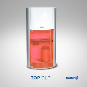 STAMPANTE 3D WASP Top DLP 88X120 Vel 60 mm/s Dimensioni 43x22x88 Peso 20kg USB HDMI