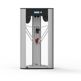 STAMPANTE 3D DeltaWASP 20×40 Turbo2 Vel 1000 mm/s Diametro Ugello 0.4mm Stampa 1.75mm, può supportare il doppio estrusore