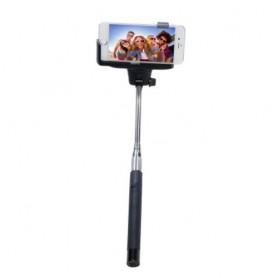 SELFY STICK PNY WIRELESS, Asta allungabile per scattare selfie x smartphone Bluetooth 3.0 P-S500-BSS101K-RB