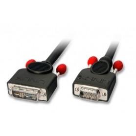 LINDY CAVO DVI-A/VGA, M/M, 2MT