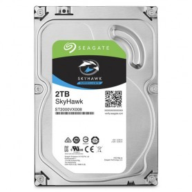 Seagate Surveillance HDD SkyHawk 2TB 2000GB Serial ATA III disco rigido interno