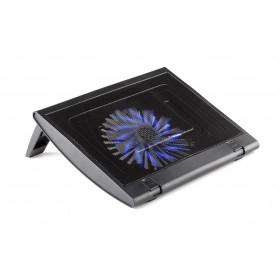 NGS Turbostand Nero base di raffreddamento per notebook