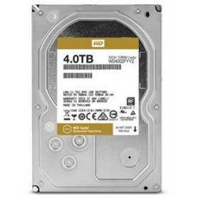 Western Digital Gold 4000GB Serial ATA III disco rigido interno