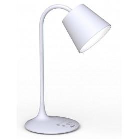 Lampada a LED da Tavolo Country Bianco Classe A