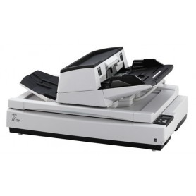 Fujitsu fi-7700S Flatbed & ADF scanner 600 x 600DPI A3 Nero, Bianco