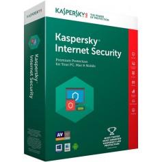 Kaspersky Lab Internet Security 2018 5utente(i) 1anno/i Full license ITA