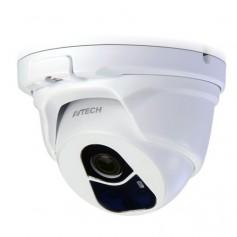 Telecamera Dome IP IR Varifocale 2MP da Soffitto IP66