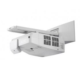 NEC UM301Wi Proiettore montato a muro 3000ANSI lumen 3LCD WXGA (1280x800) Bianco videoproiettore