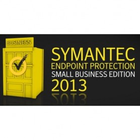SYMANTEC ENDPOINT PROTECTION SMALL BUSINESS EDITION 2013 BAND A 5-24 USER 36 MESI