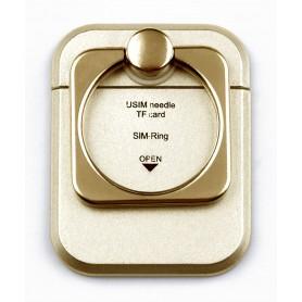 Techly I-SMART-RINGG Oro accessorio PDA/GPS/cellulare