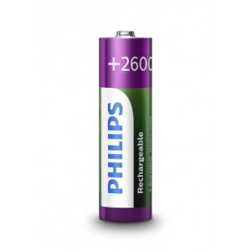 Philips Rechargeables Batteria R6B2A260/10