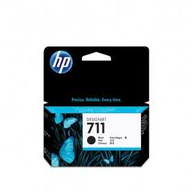 HP Cartuccia inchiostro nero DesignJet 711, 38 ml