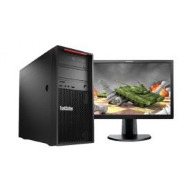 Lenovo ThinkStation P310 3.2GHz i5-6500 Torre Nero Stazione di lavoro