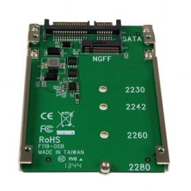 """StarTech.com Convertitore adattatore SSD NGFF M.2 a SATA 2,5"""""""