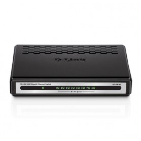 D-LINK SWITCH 8 PORTE GIGABIT EASY DESKTOP