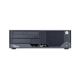 FUJITSU PC USATO E5731 E8400 4GB 320GB DVD-RW WIN 7 PRO COA SFF