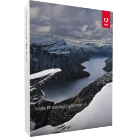 ADOBE LIGHTROOM 6 MULTIPLE PLATFORMS ITA BOX