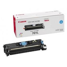 Canon 701L Toner laser 2000pagine Ciano